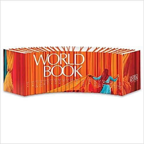 The World Book Encyclopedia: Raintree Hardbacks