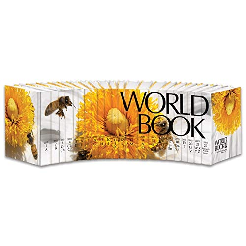 World Book Encyclopedia 2015 (22 Volumes): Editors