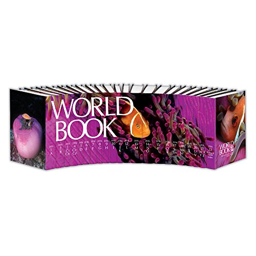 World Book Encyclopedia 2016, 22 Volume Set: World Book Authors