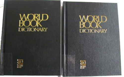 9780716602033: World Book Dictionary (2 Volume Set)