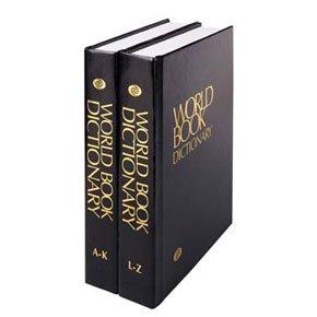 9780716602040: The World Book Dictionary, 2 Vol Set