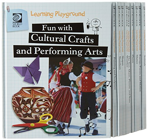 9780716602255: World Book-10 Vols.: Learning Playground