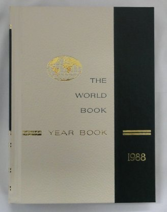 9780716604884: The World Year Book, 1988