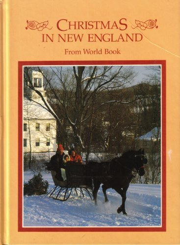 9780716608844: Christmas in New England