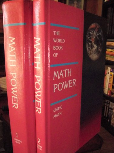 The World Book of Math Power, Vol. 1 and 2 (2 Volume Set): Bryan H. Bunch; Everett T. Draper