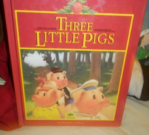 9780716616023: Three little pigs