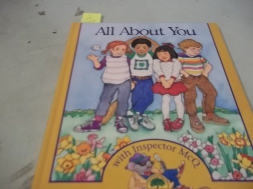 All About You with Inspector McQ (Wonder Why): Patty Rutland Mullins
