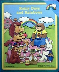 9780716619031: Rainy Days and Rainbows (Early World of Learning (Amy and Zak and the Alphabet Pals))
