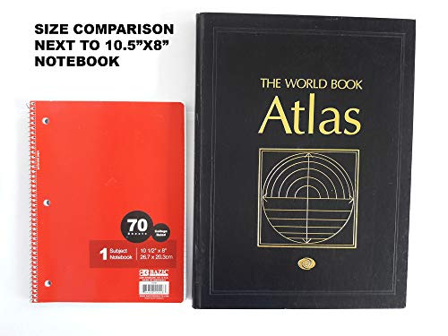 9780716626510: The World Book Atlas