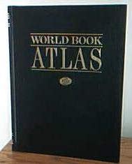 9780716626923: The World Book atlas