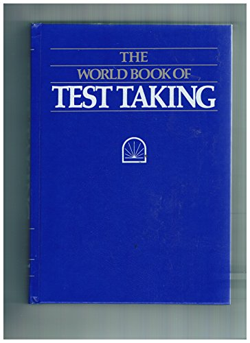 9780716631514: The World book of test taking