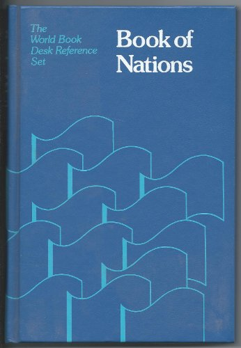 9780716631668: Book of nations (The World book desk reference set)