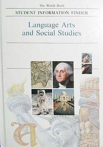 9780716632313: The World Book Student Information Finder: Language Arts and Social Studies