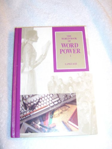 9780716632382: The World Book of Word Power