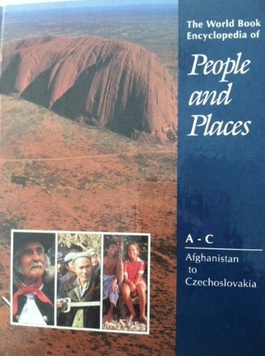 9780716634928: The World Book Encyclopedia of People and Places
