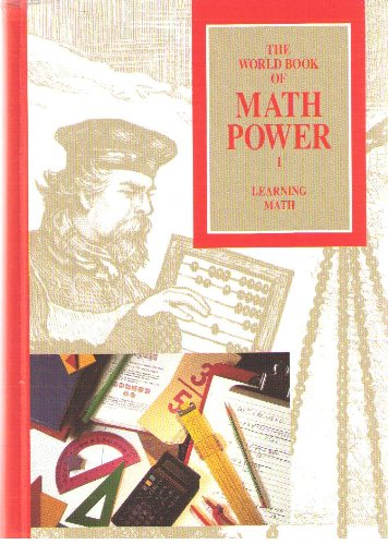 9780716638971: The World Book of Math Power