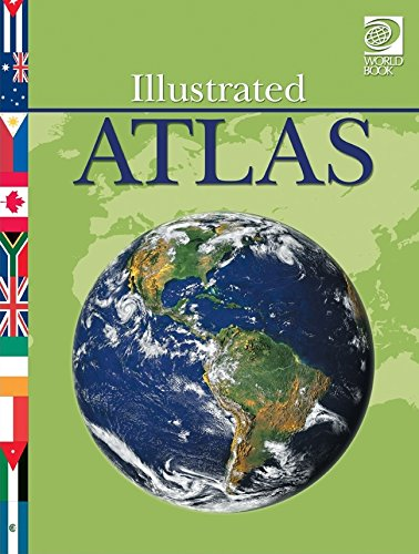 9780716640486: Illustrated Atlas By World Book
