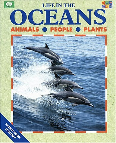 9780716652038: Life in the Oceans (World Book Ecology Series)