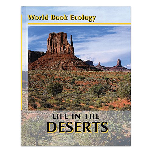 9780716652212: Life in the Deserts (World book ecology)