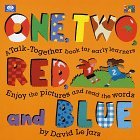 9780716659051: One, Two, Red, and Blue (Talk-Together)