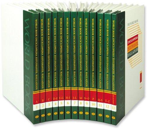 The World Book Encyclopedia Estudiantil Hallazgos (Spanish: World Book Encyclopedia