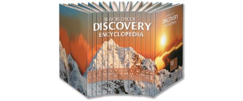 9780716674177: The World Book Discovery Encyclopedia