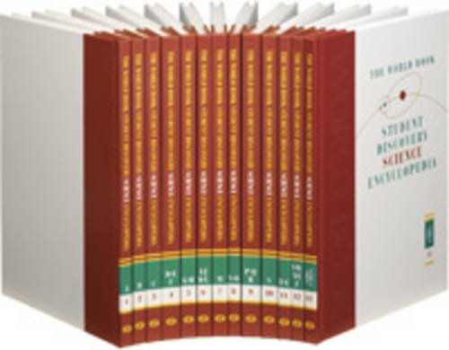 9780716675006: The World Book Student Discovery Science Encyclopedia, 13 volumes
