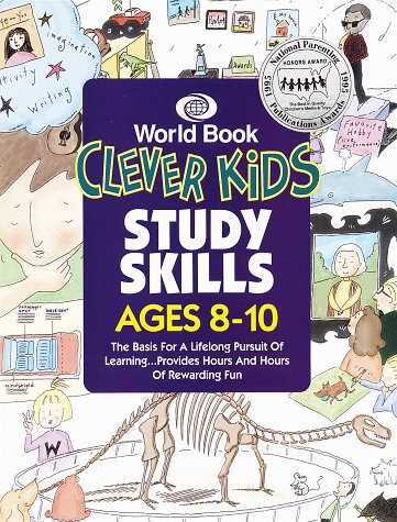 9780716692102: Clever Kids Study Skills: Ages 8-10