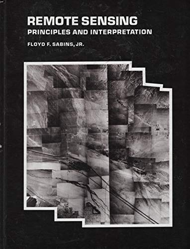9780716700234: Remote Sensing: Principles and Interpretation (Series of books in the earth sciences)
