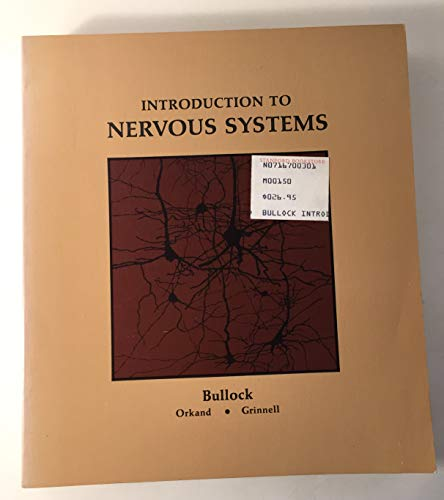 9780716700302: Introduction to Nervous Systems