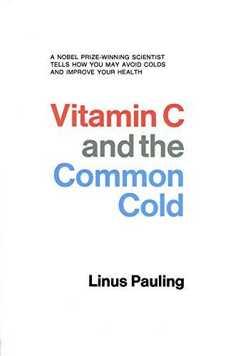 9780716701590: Vitamin C and the Common Cold