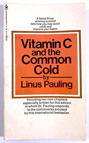 9780716701606: Vitamin C and the Common Cold