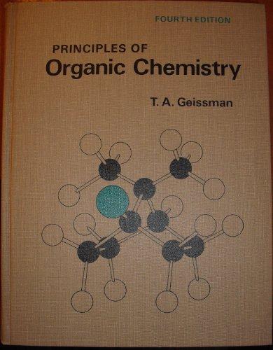 9780716701774: Principles of Organic Chemistry
