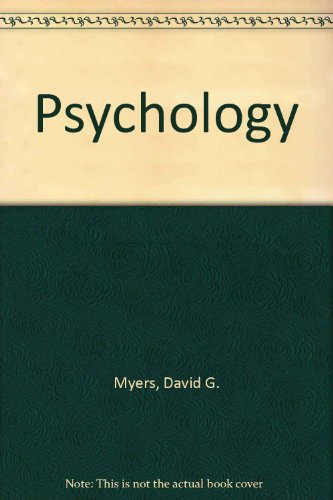 9780716702788: Psychology, Seventh Edition & Scientific American Reader & The Hidden Mind