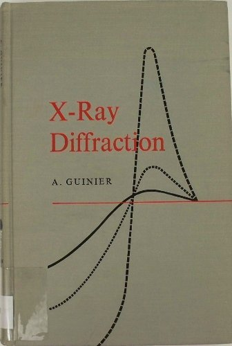 9780716703075: X-ray Diffraction: In Crystals, Imperfect Crystals and Amorphous Bodies (Books in Physics)