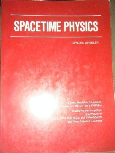 9780716703365: Spacetime Physics