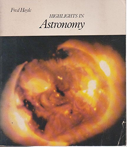 9780716703549: Highlights in Astronomy