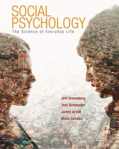 9780716704225: Social Psychology: The Science of Everyday Life