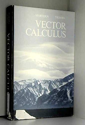 9780716704621: Vector Calculus