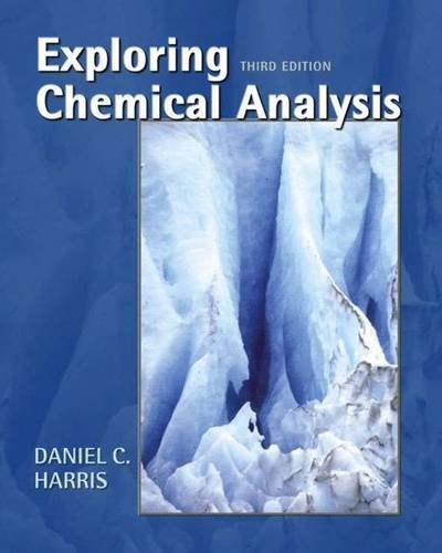 9780716705710: Exploring Chemical Analysis