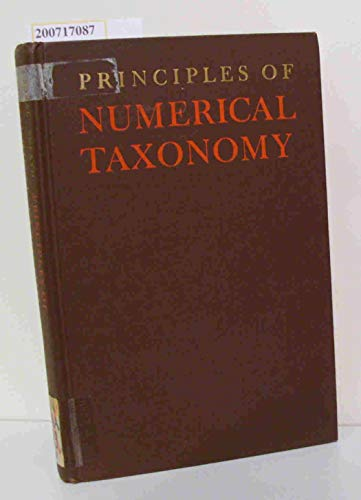 Principles of Numerical Taxonomy: David Myers