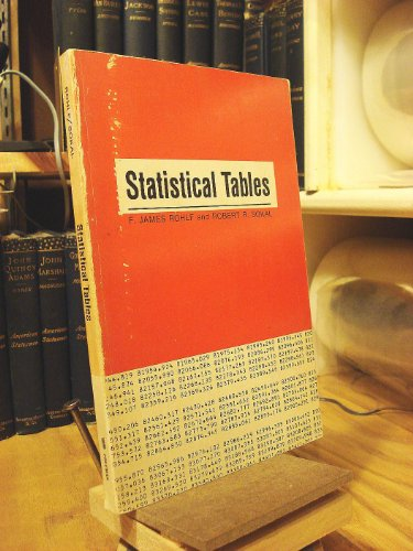 9780716706649: Statistical Tables