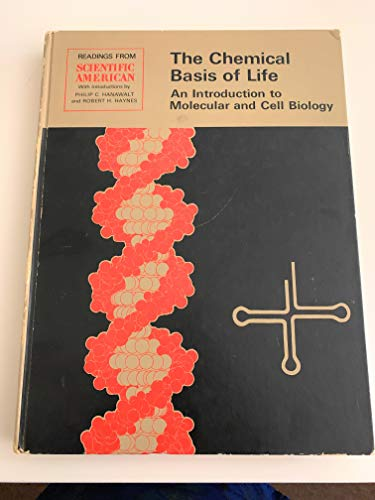 9780716708810: The Chemical Basis of Life: Readings from