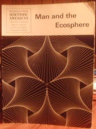 9780716709428: Man and the Ecosphere: Readings from