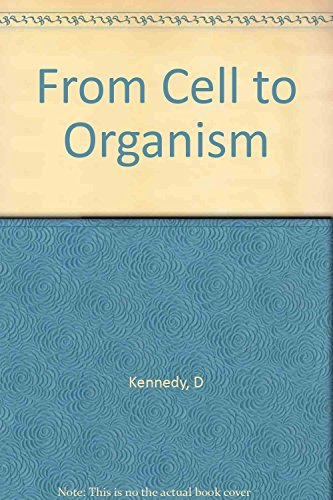 9780716709626: 'FROM CELL TO ORGANISM: READINGS FROM ''SCIENTIFIC AMERICAN'''