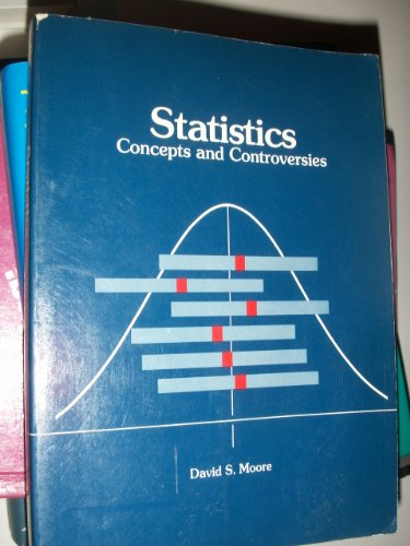 9780716710219: Statistics: Concepts and Controversies