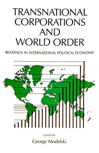 9780716710257: Transnational Corporations and World Order