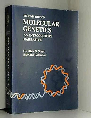 9780716710288: Molecular Genetics: An Introductory Narrative