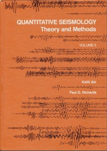 9780716710592: 002: Quantitative Seismology: Theory and Methods Volume II