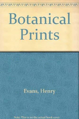 9780716711186: Botanical Prints